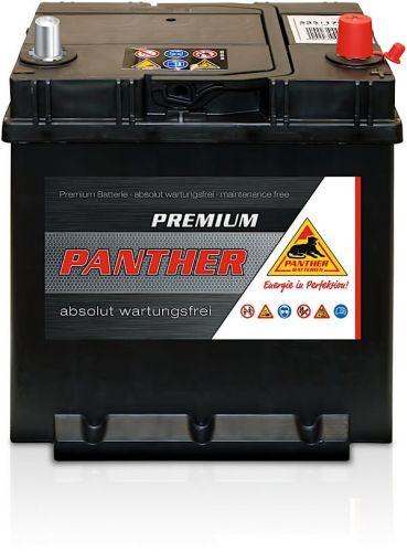 starterbatterie panther premium kia picanto 12v 35ah 240a. Black Bedroom Furniture Sets. Home Design Ideas