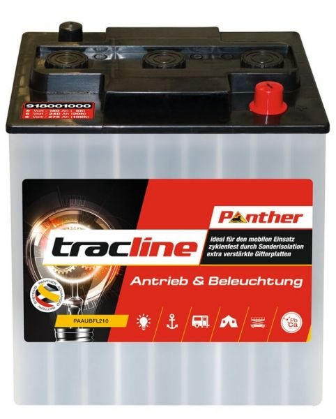 Panther tracline 6V 240Ah DC Pro / Antrieb & Beleuchtung 91801