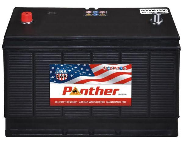 Panther US-CAR 12V 100Ah 900A DIN 60041 Autobatterie