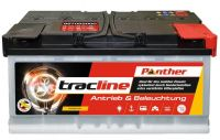 Panther tracline 12V 100Ah (C100) DC Pro Solar DIN 95752
