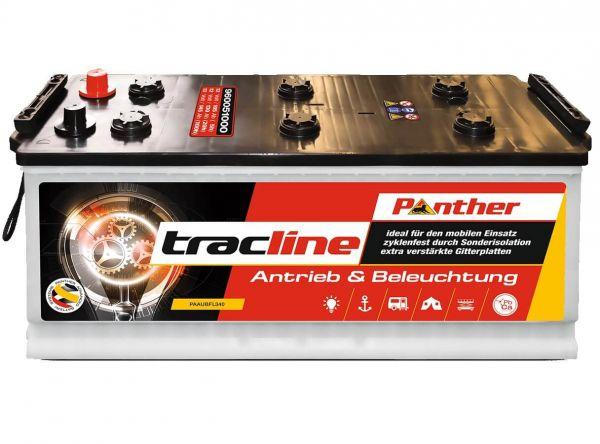 Panther tracline 12V 145Ah (C100) DC Pro Solar DIN 96051