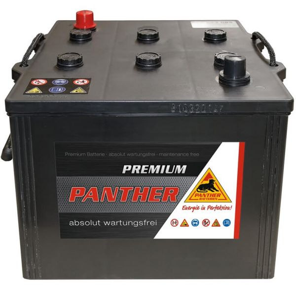 Panther Premium 12V 125Ah 800A Nutzfahrzeugbatterie
