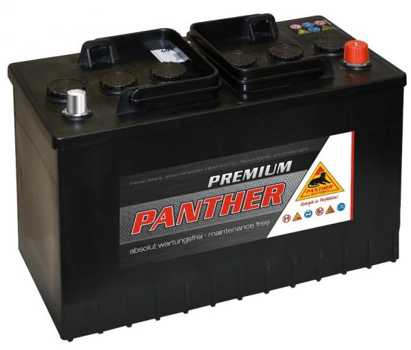 Panther Premium 12V 105Ah 680A DIN 60528