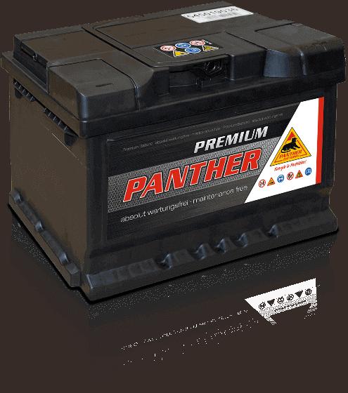 Panther Premium 12V 45Ah 360A DIN 54519
