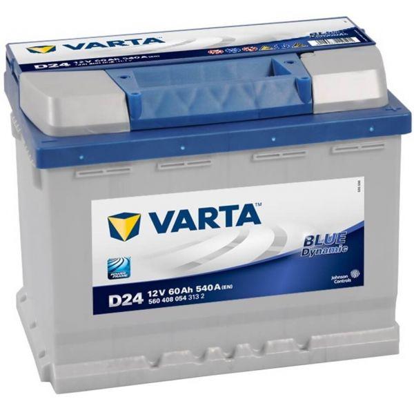 Varta BLUE Dynamic D24 12V 60Ah 540A