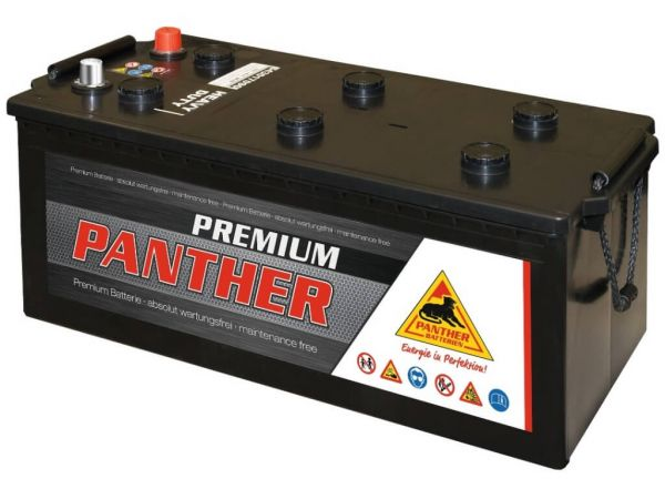 Panther Premium 12V 143Ah 900A DIN 64317 Nutzfahrzeugbatterie