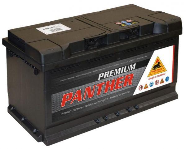 Panther Premium 12V 100Ah 760A DIN 60044