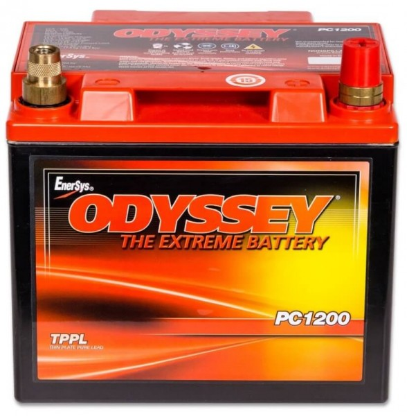 Odyssey PC1200T 12V 44Ah 550A