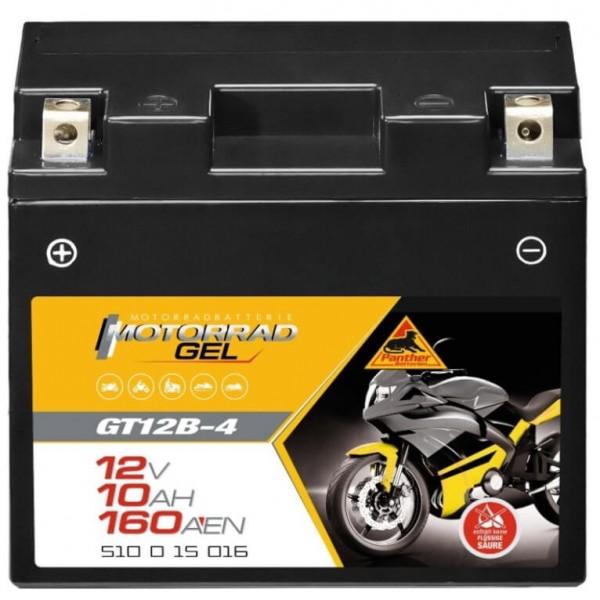 Panther GEL 12V 10Ah 160A DIN 51016 / GT12B-4