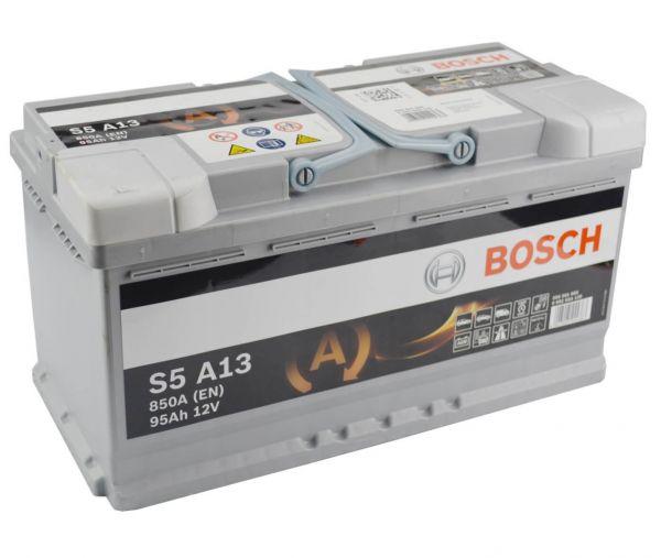 Bosch AGM 12V 95Ah Versorgerbatterie