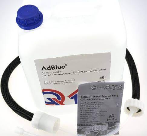 VW Adblue Füllschlauch