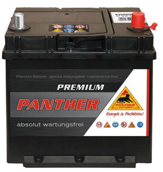 Panther Premium 12V 35Ah 240A DIN 53520