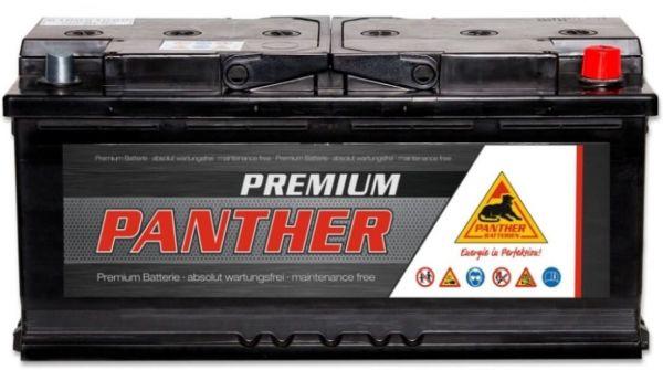 Panther Premium 12V 110Ah 800A DIN 61051